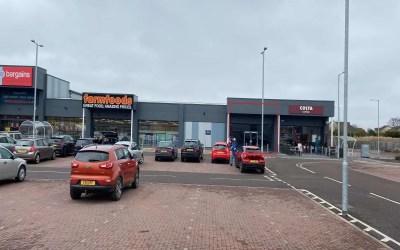 Lochside Retail Park, Brechin Road, Montrose, DD10 9AL