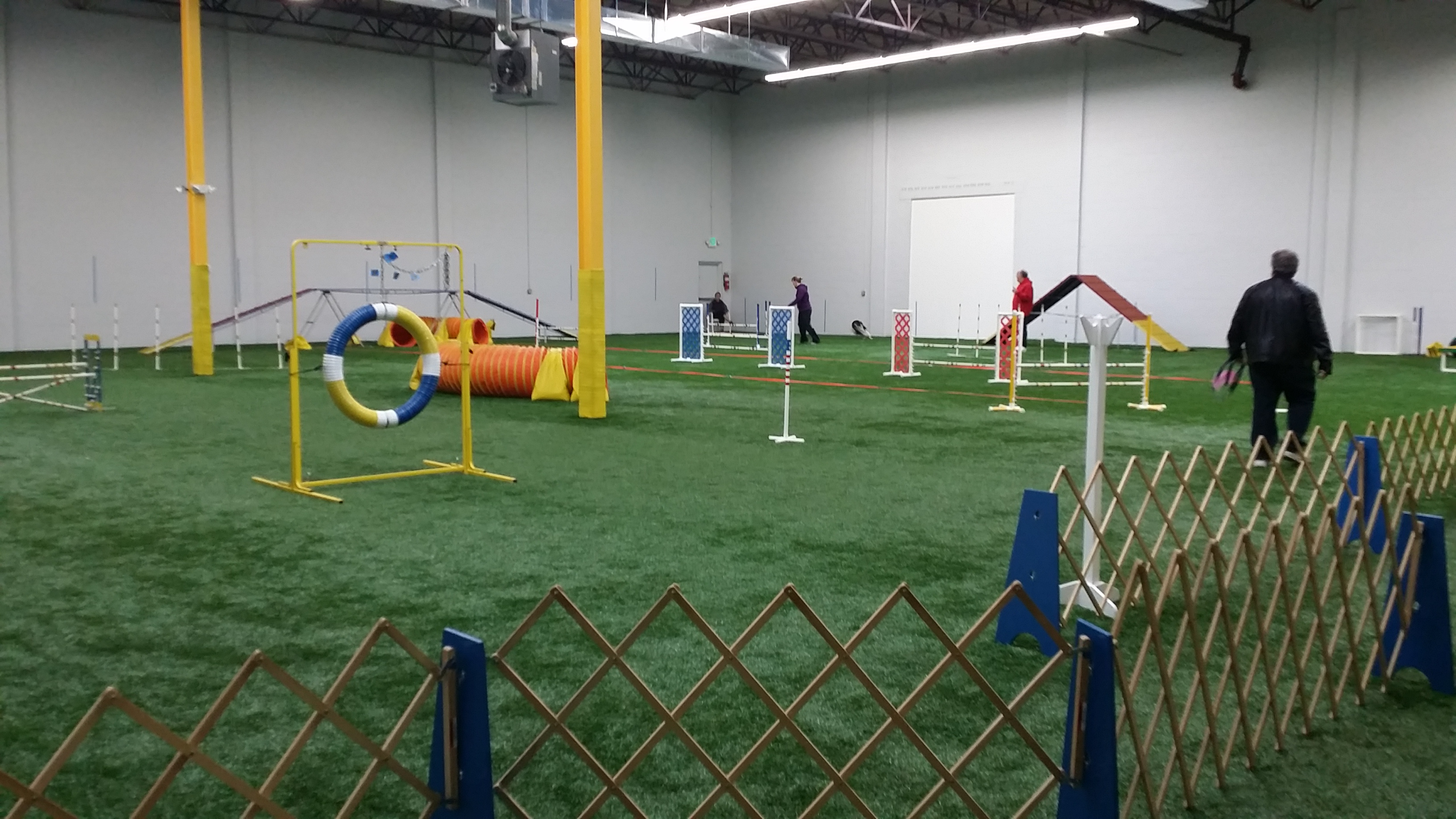 Cpe Agility Trial Information Page