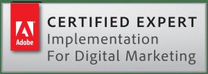 Certified Expert Implementation for Digital Marketing