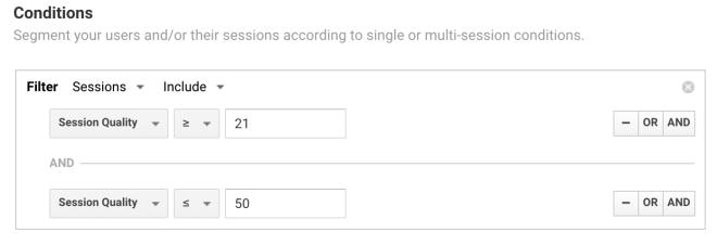Session Quality, la nueva métrica de Google Analytics 3
