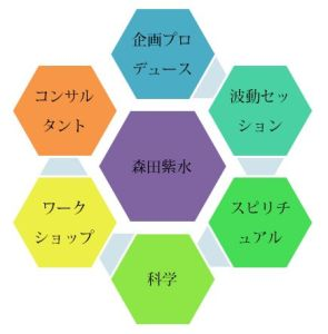 森田紫水 事業内容