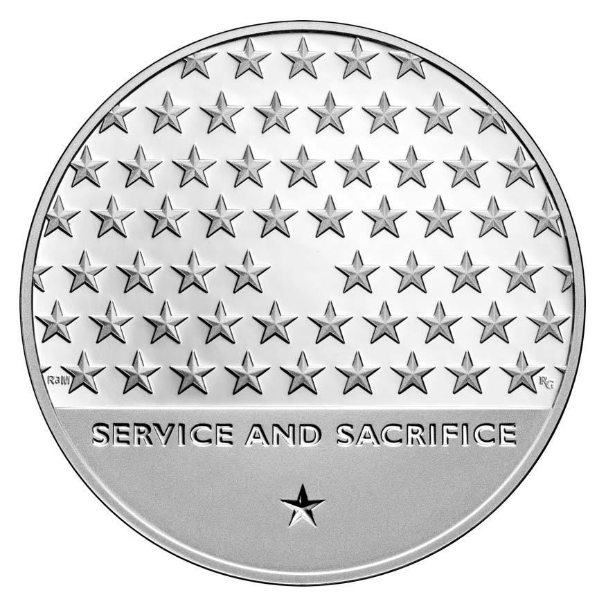 2019_American_Legion_silver_medal_reverse