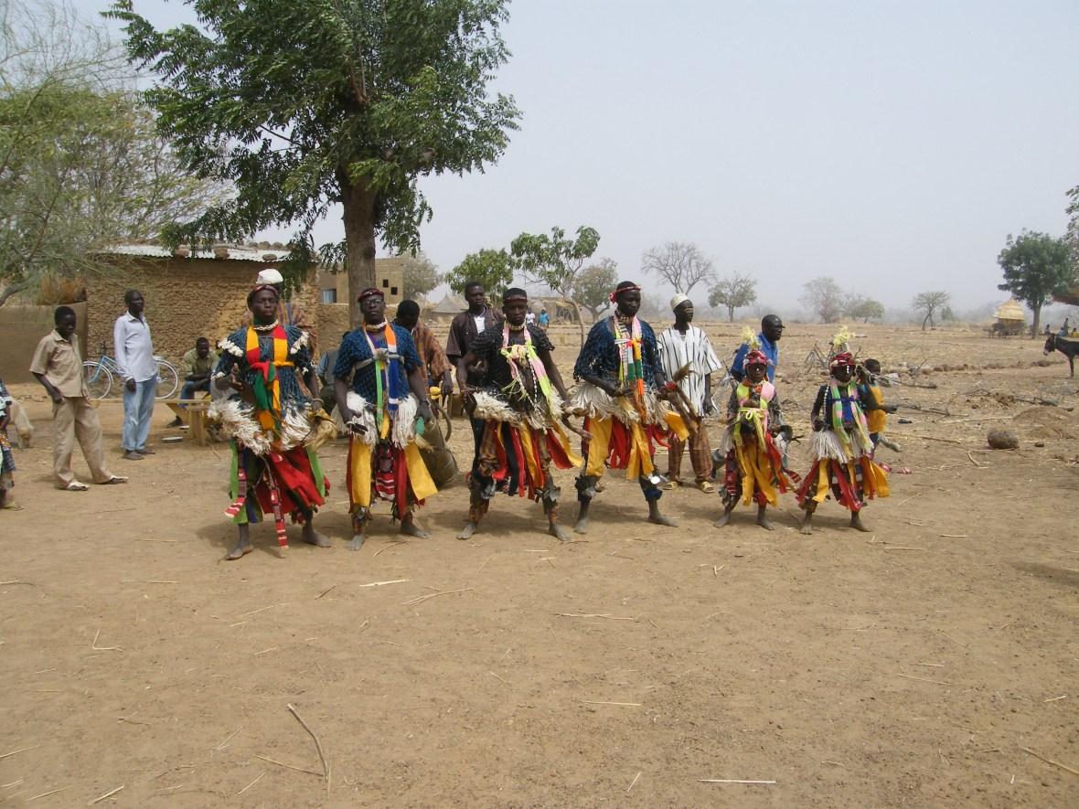 Voyage au Burkina – 2008