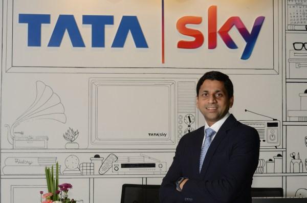 Tata Sky appoints Anurag Kumar as Chief Communications ...