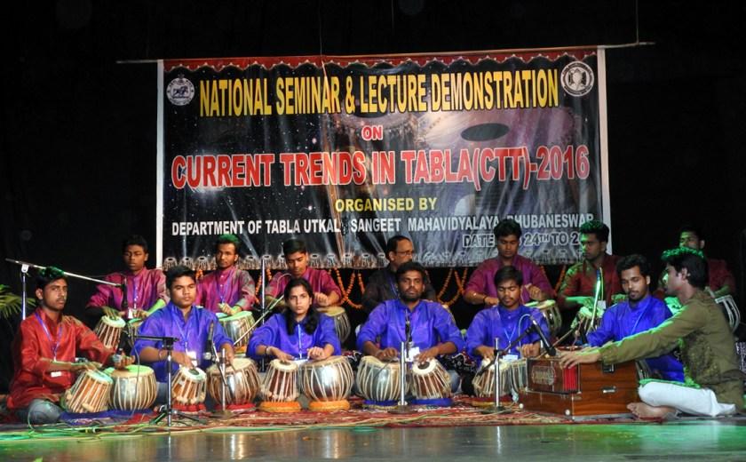 Tabla students of USM