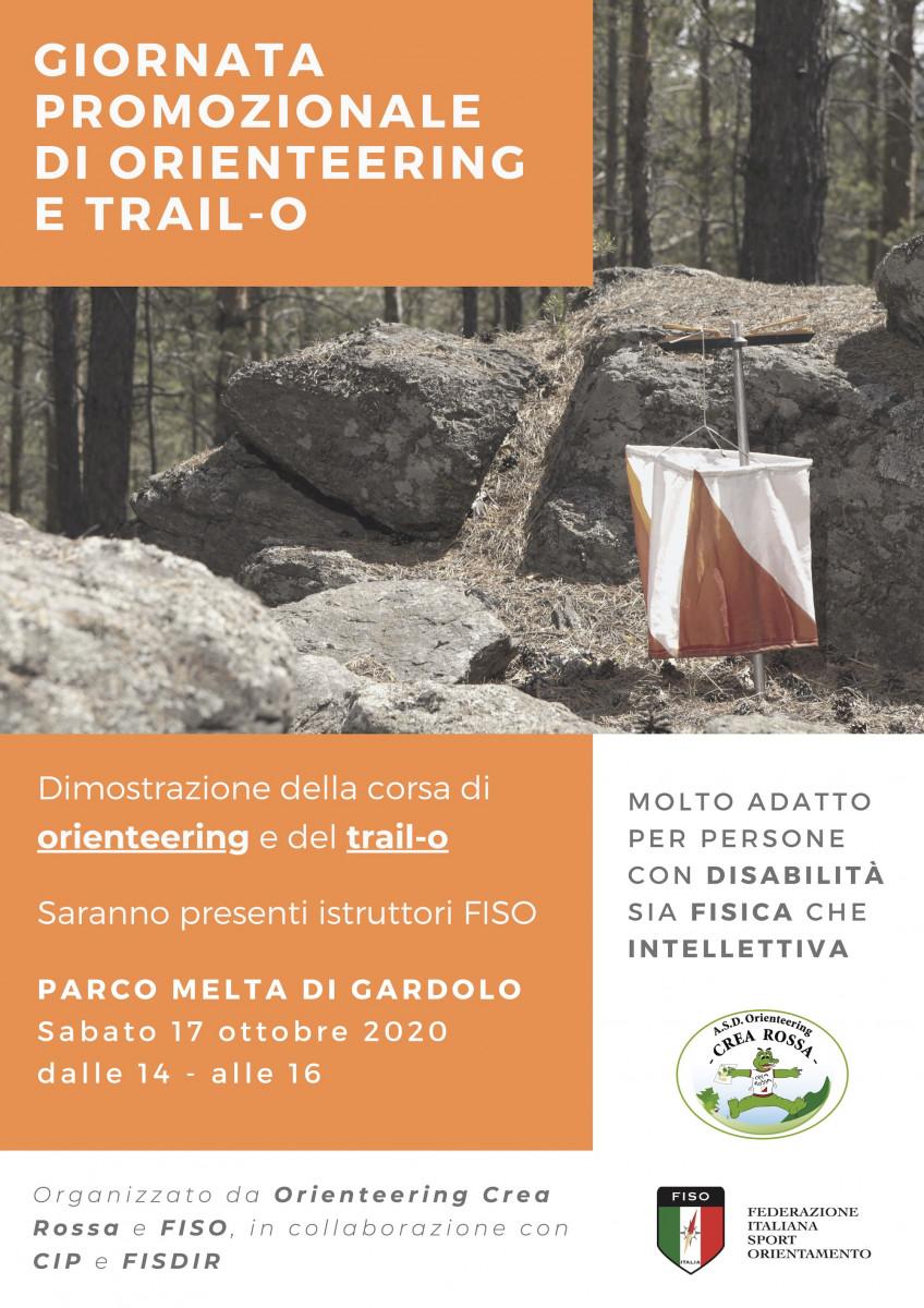 Giornata Promozionale Orienteering e Trail O   Orienteering in