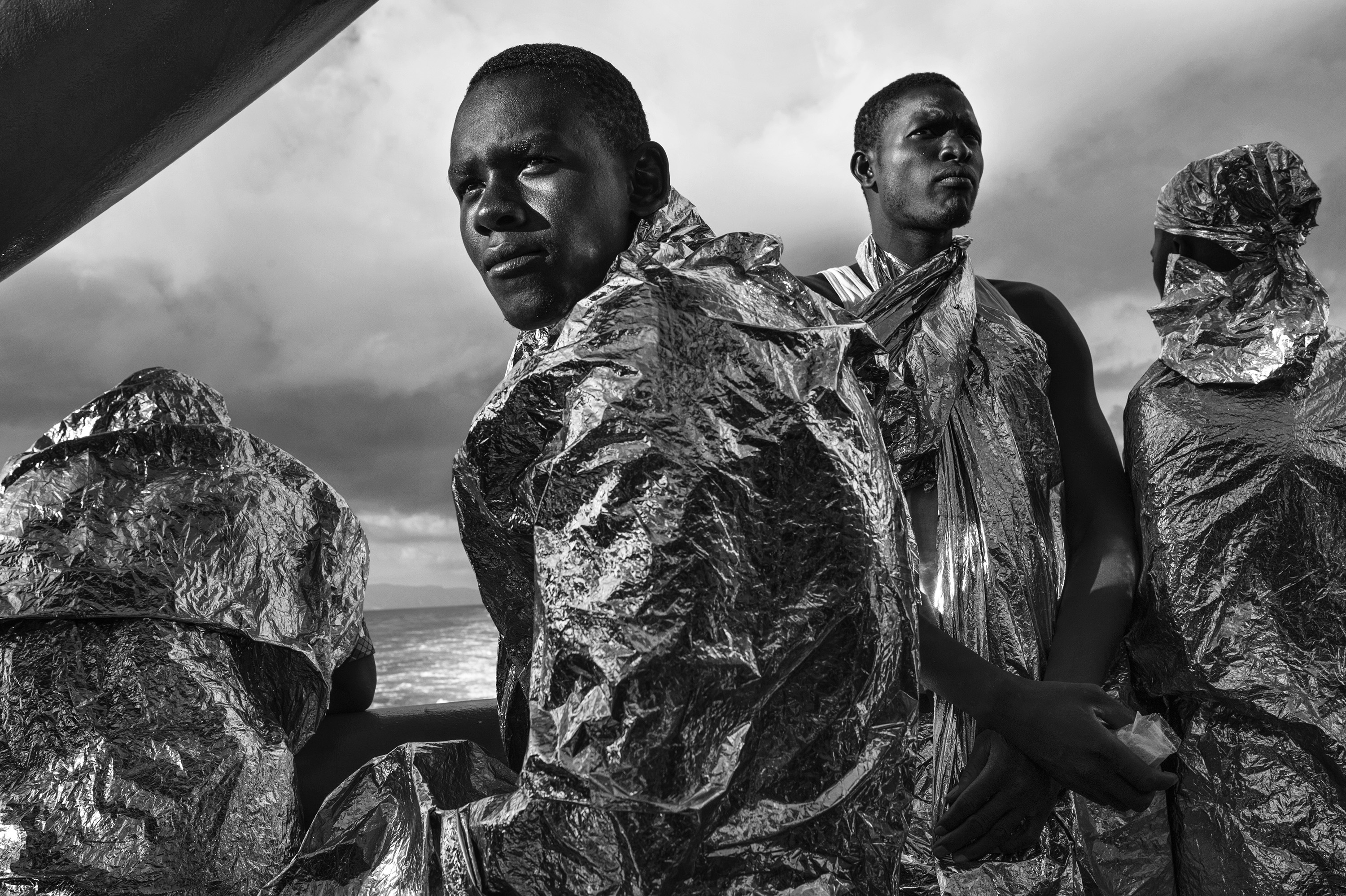 World Press Photo, Migrant