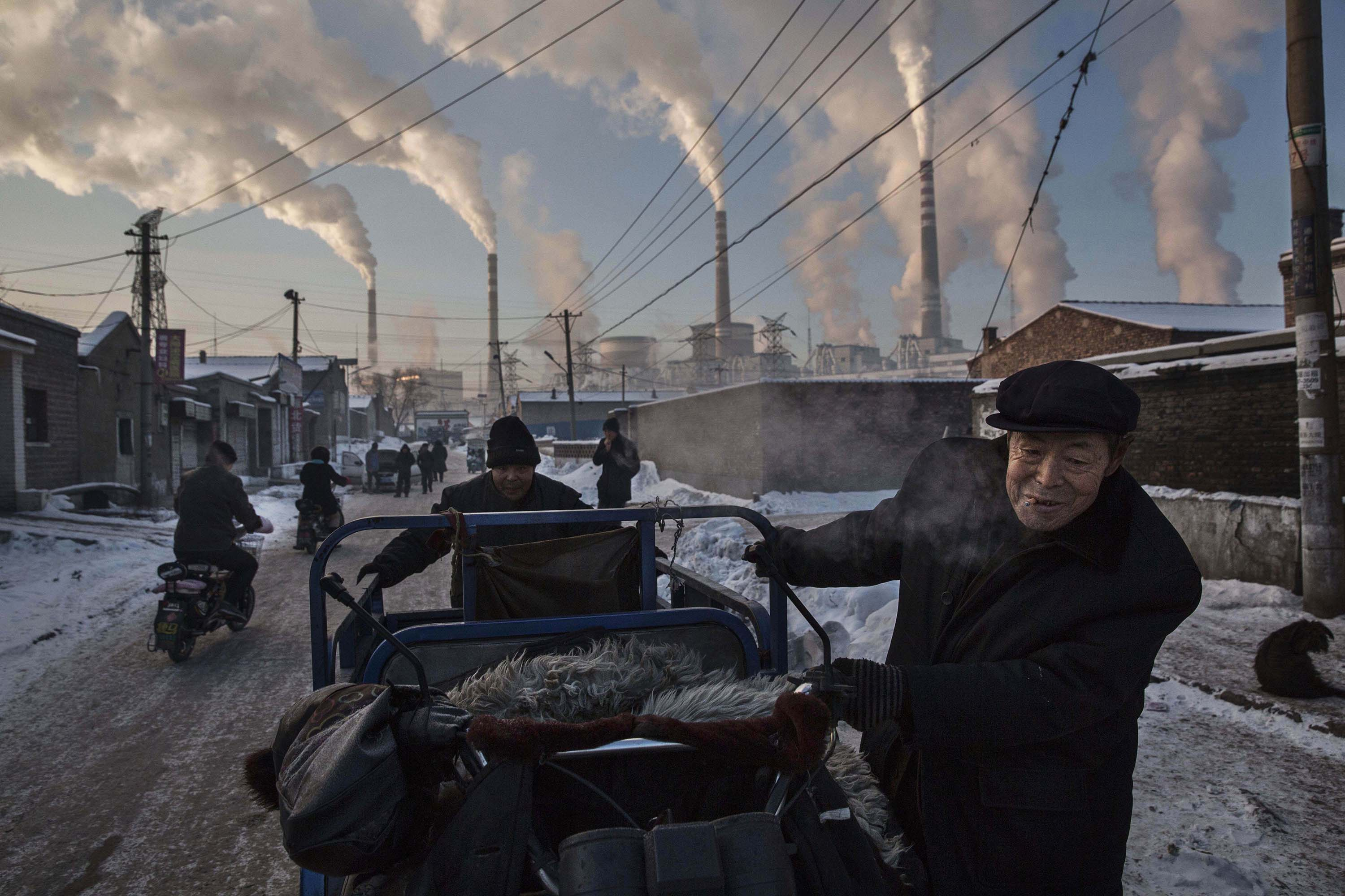 World Press Photo, China Coal
