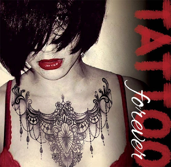 Tatuaggio Asia Argento testimonial
