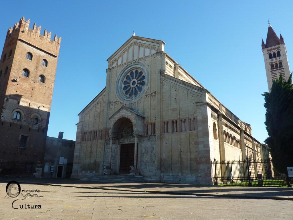Basilica di San Zeno - Orizzonte Cultura (ph. Ilenia Maria Melis)