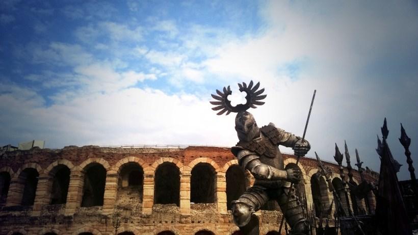Allestimenti Arena di Verona