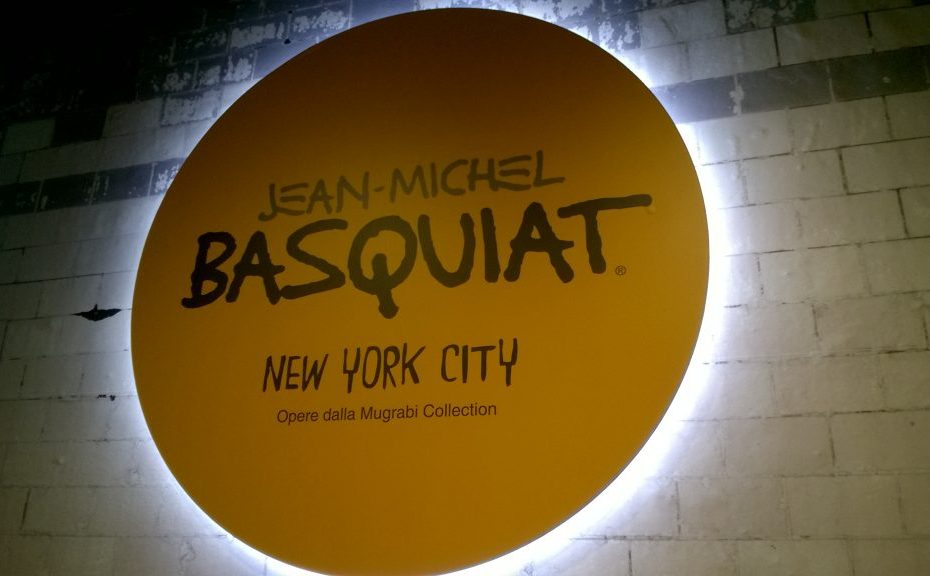 Ingresso mostra Basquiat