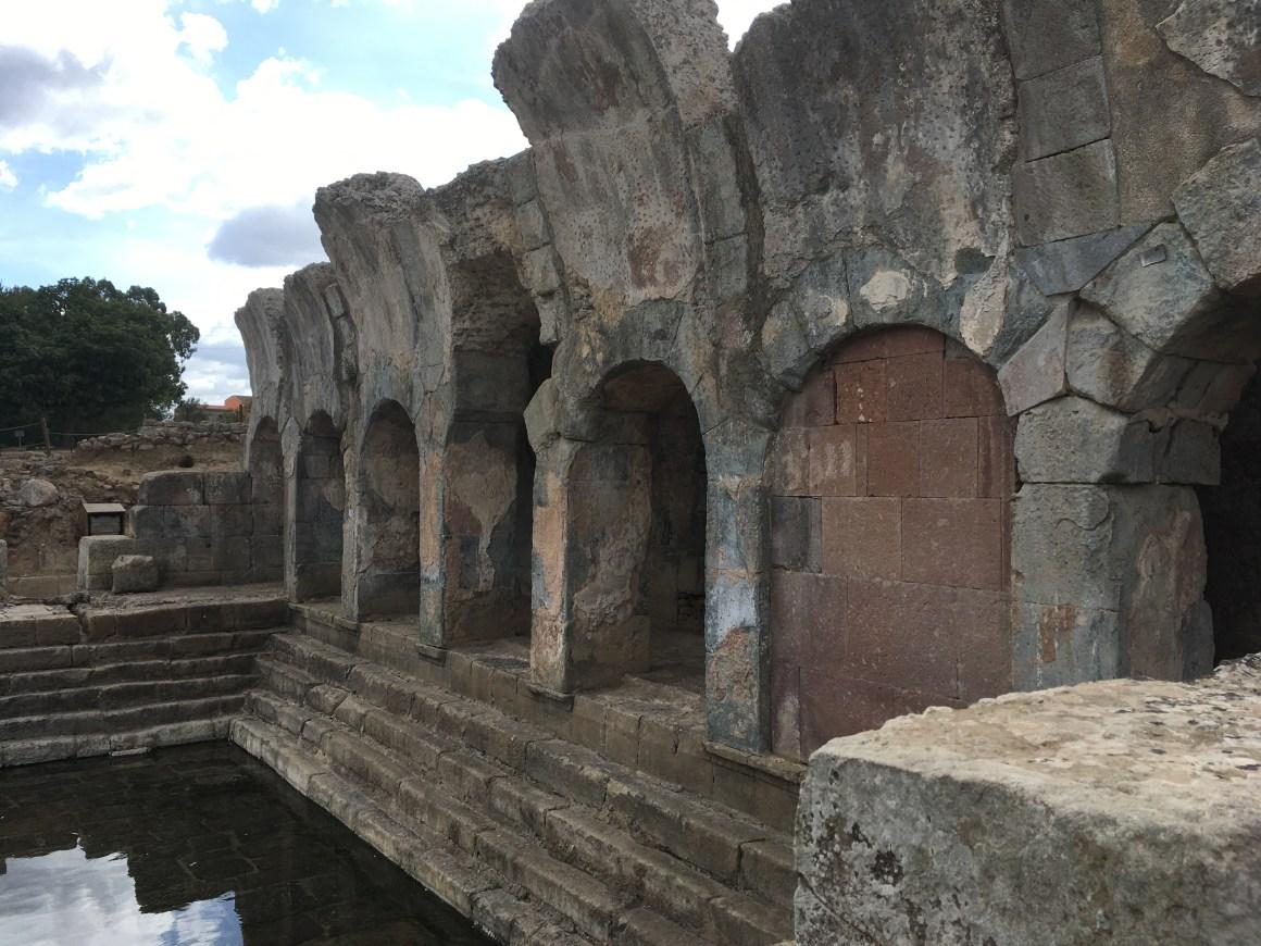 Terme romane Forum Traiani, Fordongianus (Or) - Orizzonte Cultura