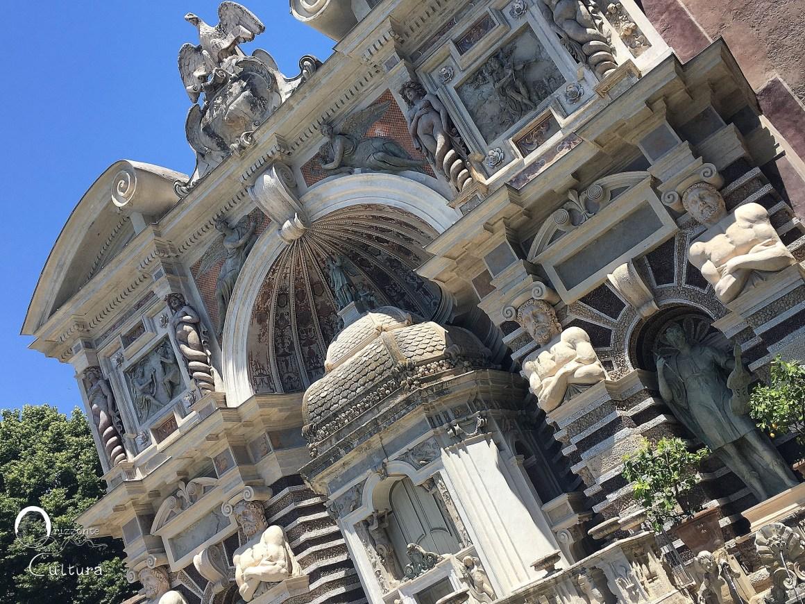Fontana dell'Organo - Villa d'Este a Tivoli - Orizzonte Cultura