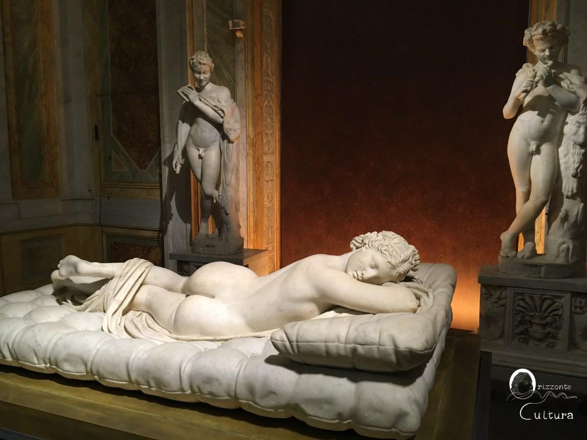 Gian Lorenzo Bernini, Ermafrodito - Galleria Borghese - Orizzonte Cultura