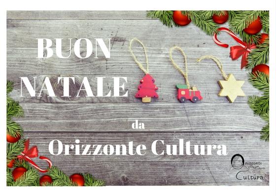 Buon Natale da Orizzonte Cultura