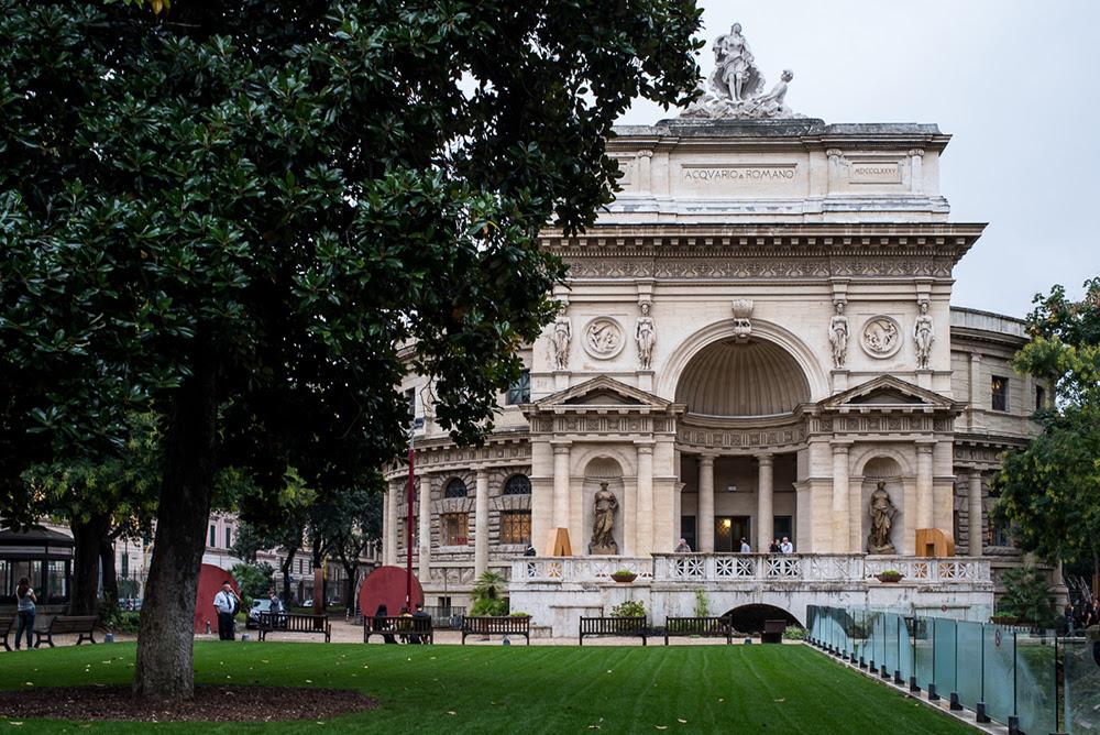 Acquario Romano - Casa dell'Architettura