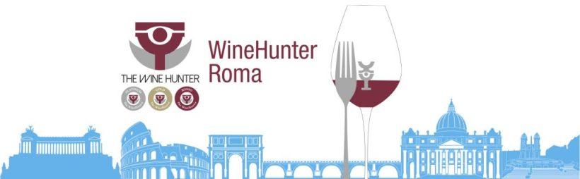 WineHunter Roma Locandina