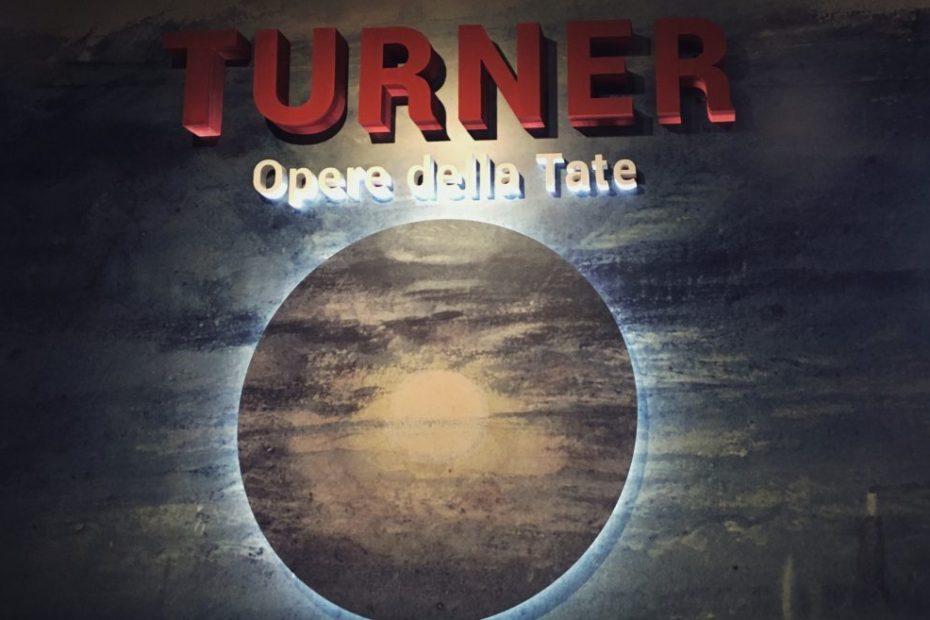 Turner mostra foto Orizzonte Cultura