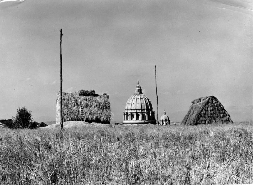 St Peter's Basilica Eternal City