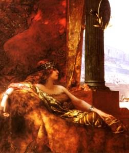 Benjamin-Constant, L'Imperatrice Theodora au Colisée