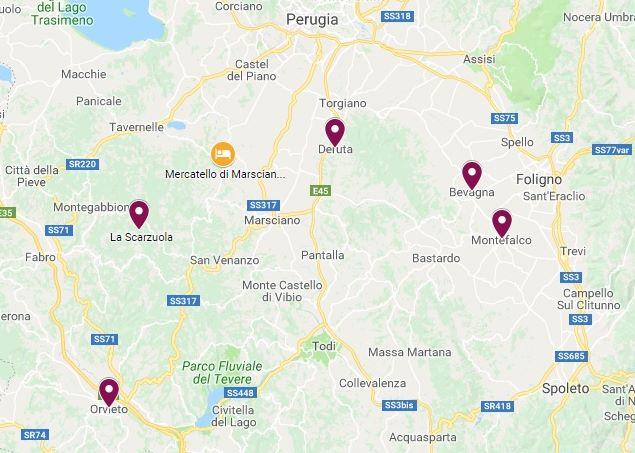 Umbria in 5 tappe: cosa vedere tra Orvieto e Montefalco - Orizzonte Cultura