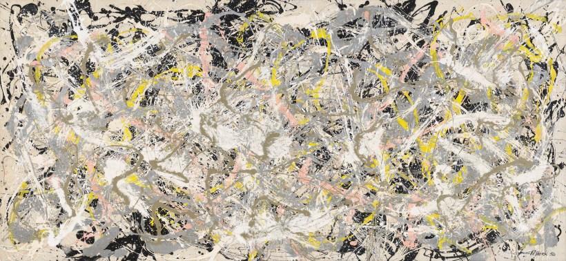 Jackson Pollock Number 27 1950