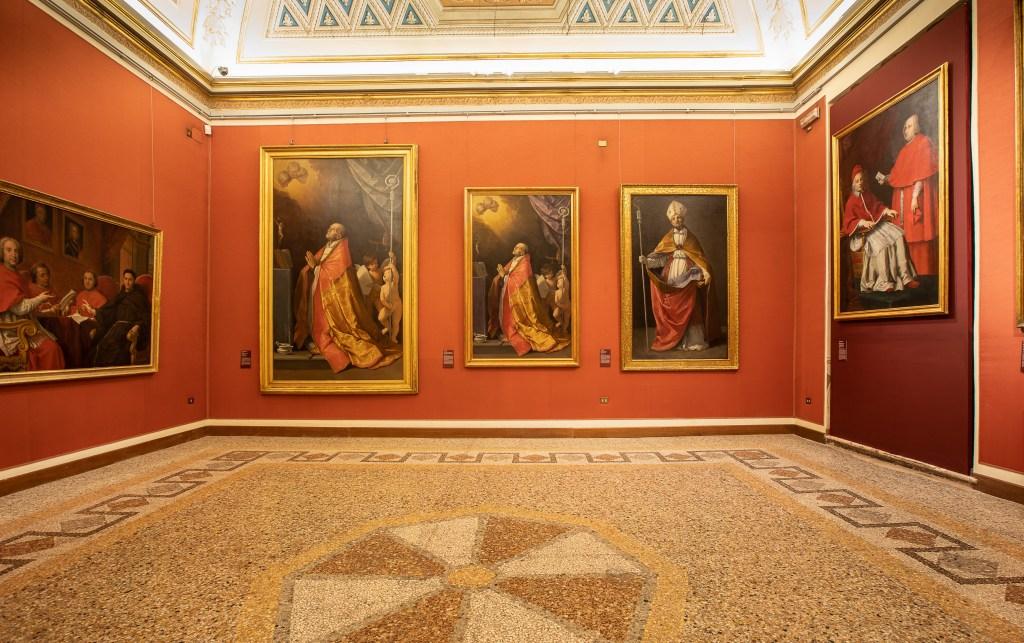 Guido Reni mostra Corsini Roma