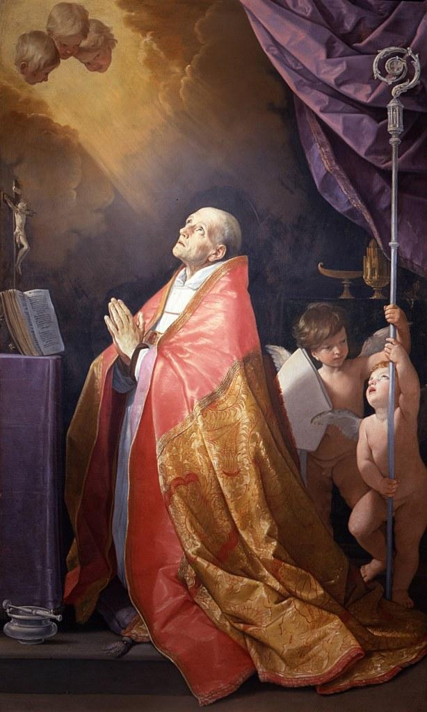 Guido Reni Sant'Andrea Corsini