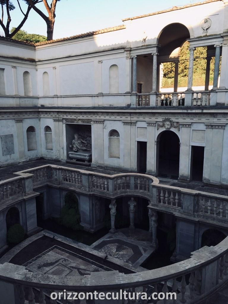 Villa Giulia nascosta, Ninfeo