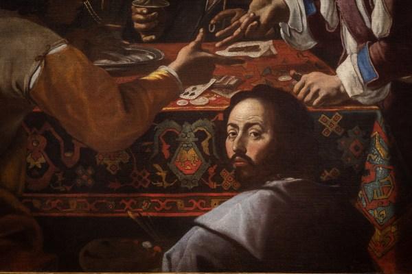 Mattia e Gregorio Preti mostra Barberini