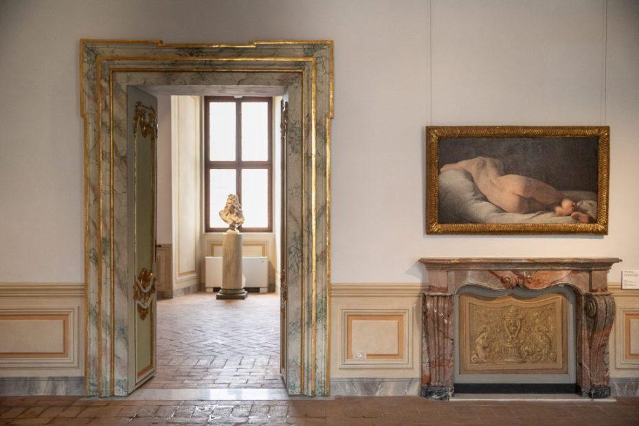 Palazzo Barberini Capolavori Settecento