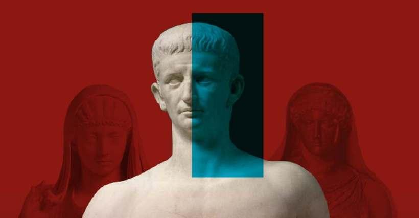 Claudio Imperatore mostra Ara Pacis