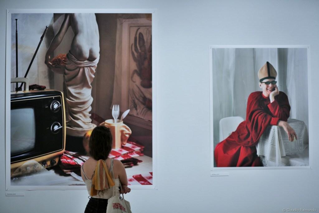 Jeff Bark mostra Palazzo Esposizioni
