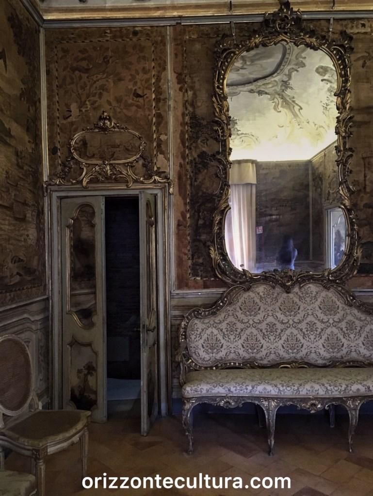 Stanza delle donne appartamento Palazzo Barberini