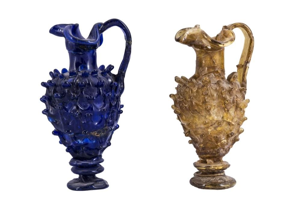 Balsamari in vetro, Cerveteri, Etruschi Maestri Artigiani Cerveteri Tarquinia