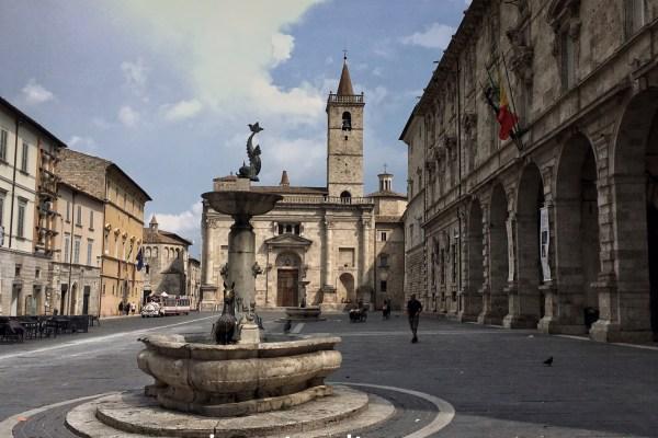 Cosa vedere Ascoli Piceno arte enogastronomia