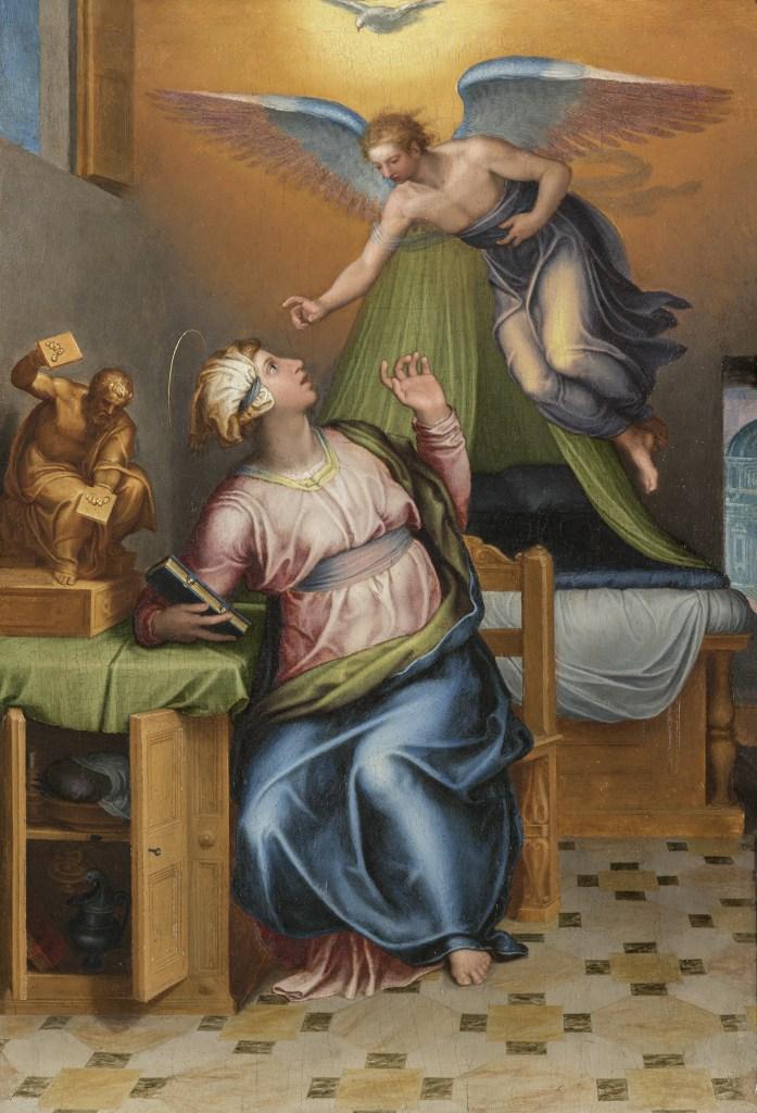 Marcello Venusti L'Annunciazione