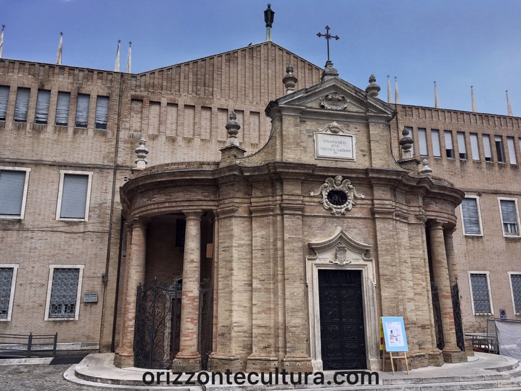 Basilica della Misericordia, itinerario un giorno Macerata
