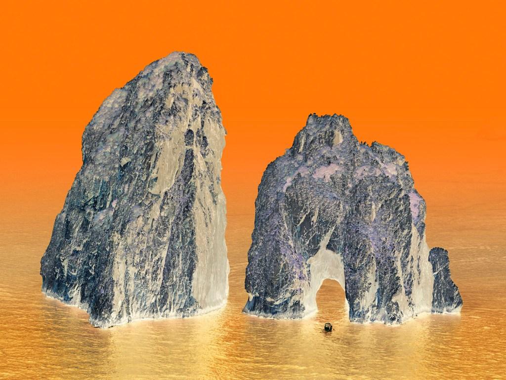 Olivo Barbieri, Capri 2013, agenda mostre inverno 2020