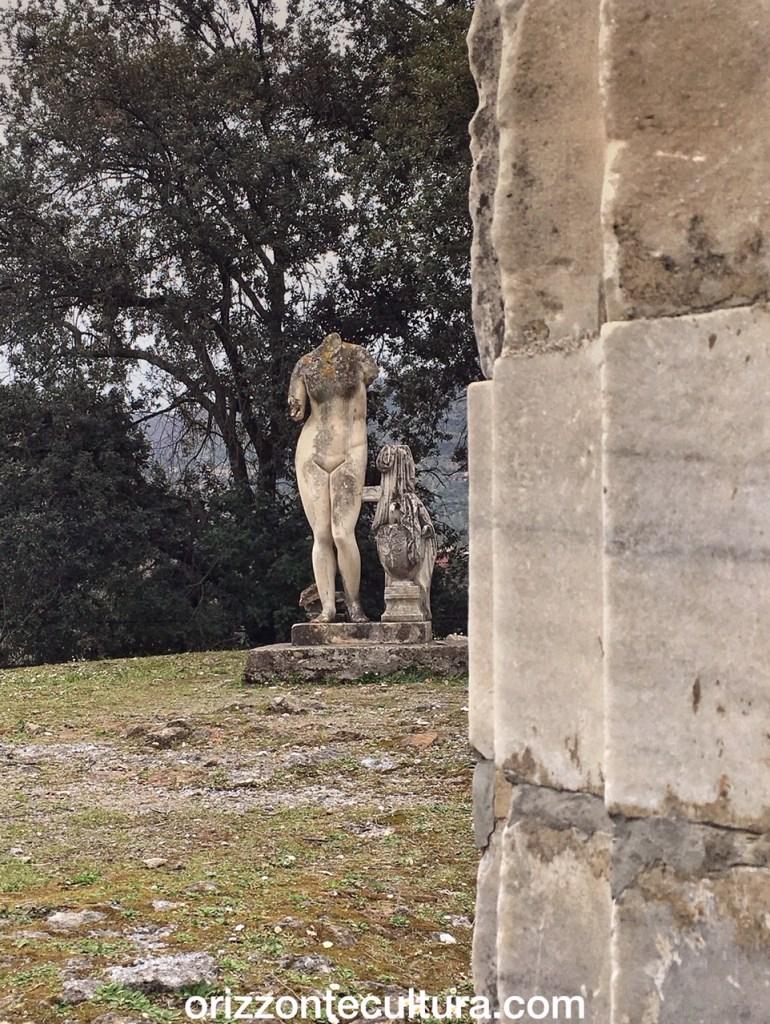 Tempio di Venere, Villa Adriana