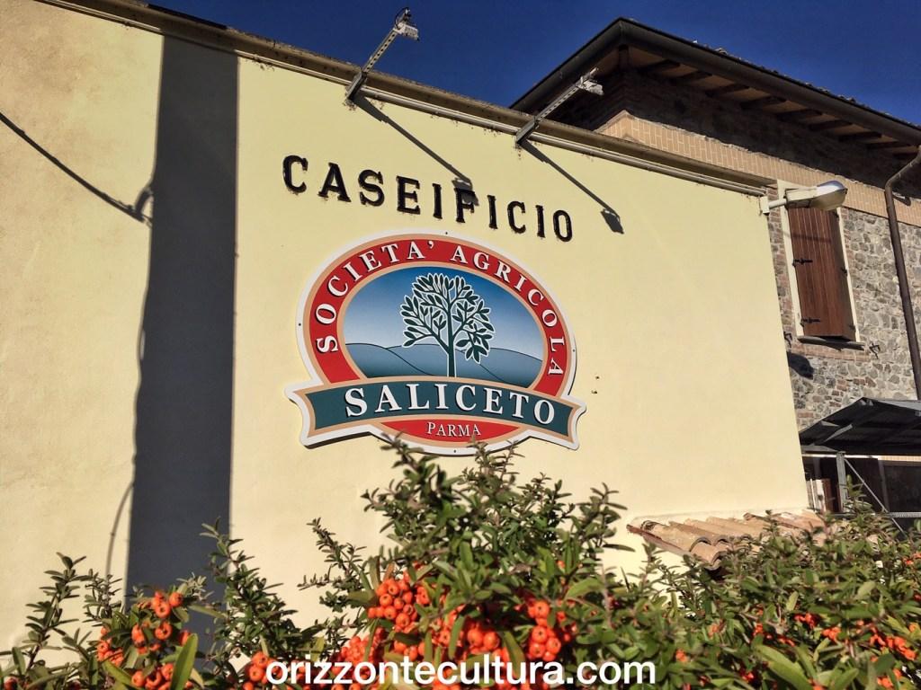 Società Agricola Saliceto, Parmigiano Reggiano