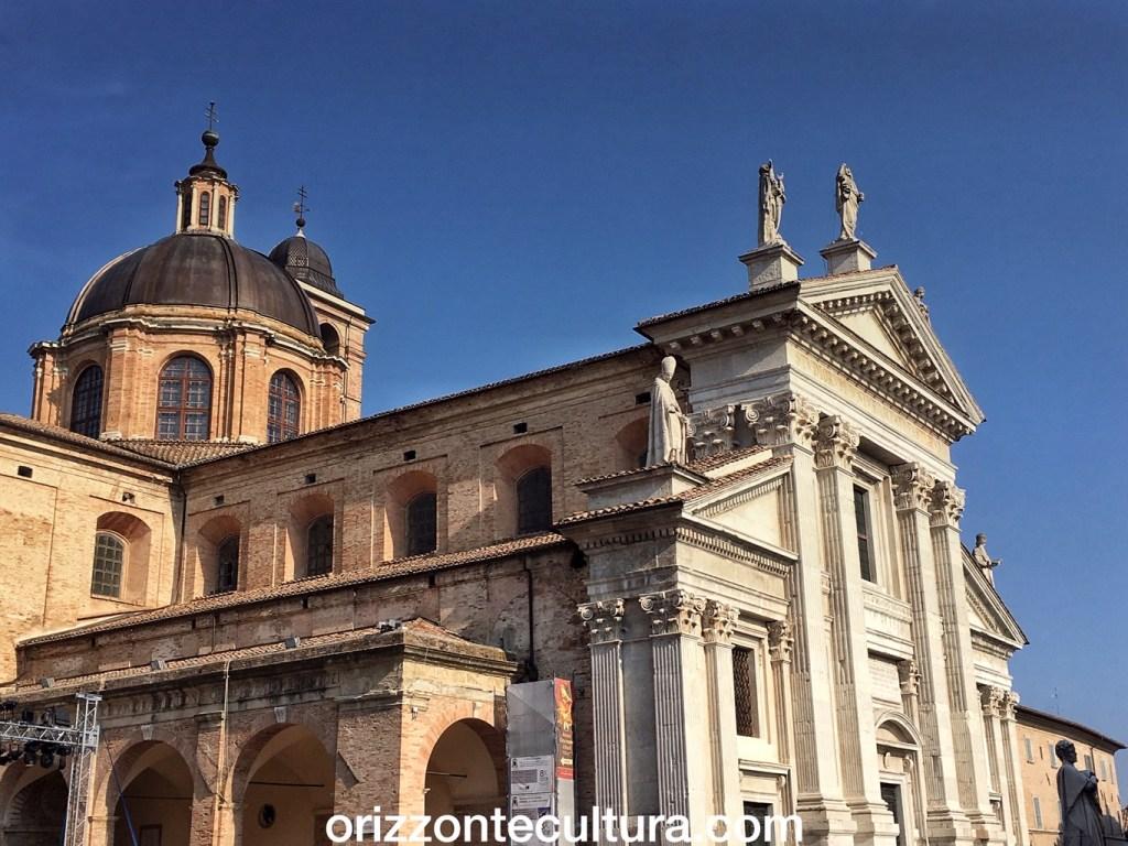 Duomo di Urbino, Cattedrale di Santa Maria Assunta