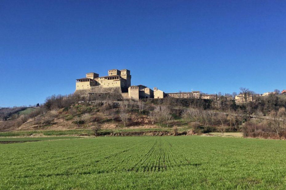 Il Castello di Torrechiara tra storia e leggenda, Castelli del Ducato di Parma