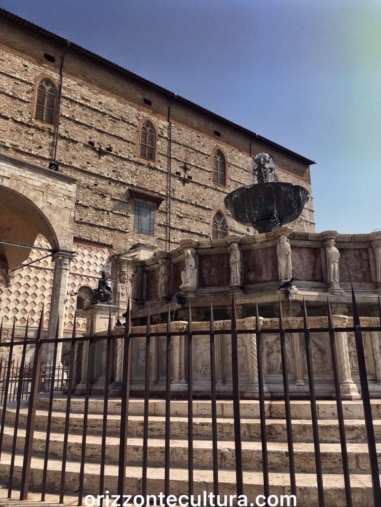 Fontana Maggiore, Perugia, Visitare Perugia in 1 giorno