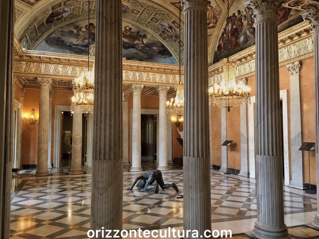 Sala da ballo Casino Nobile, Villa Torlonia