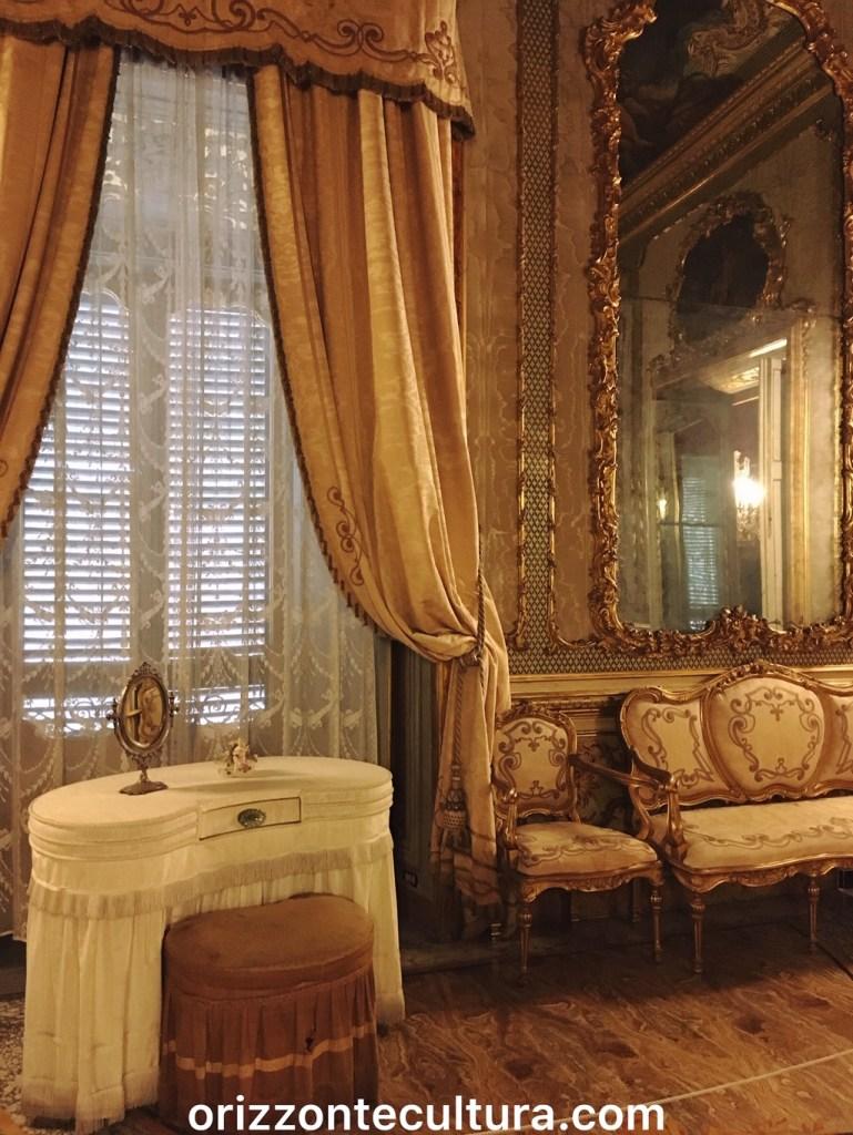 Appartamenti privati della Principessa, Boudoir di Venere