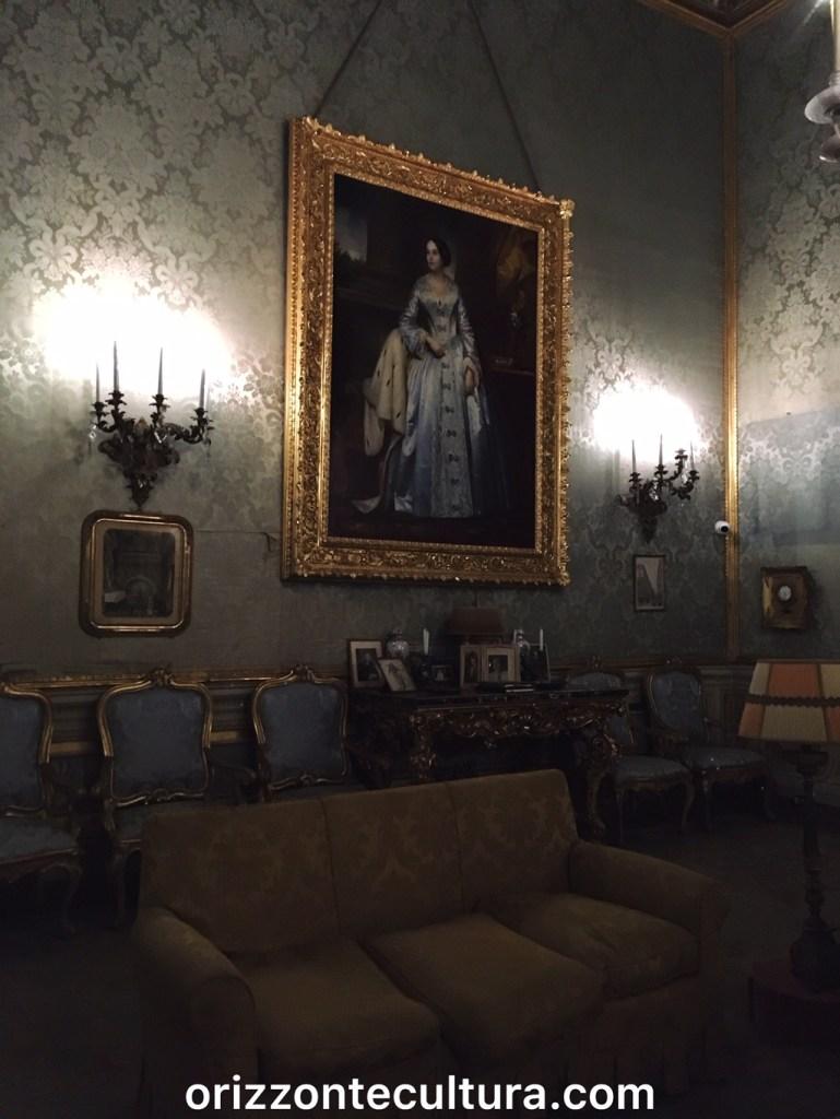 Sala Azzurra, passeggiate romane Galleria Doria Pamphilj