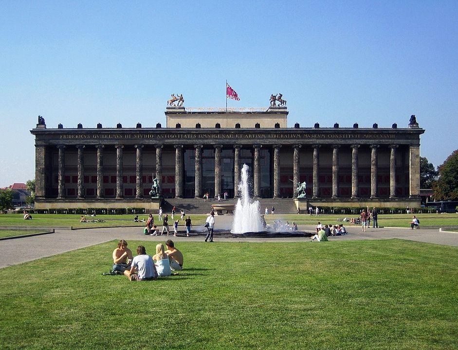 Isola dei musei Berlino, musei europei visitare una volta vita
