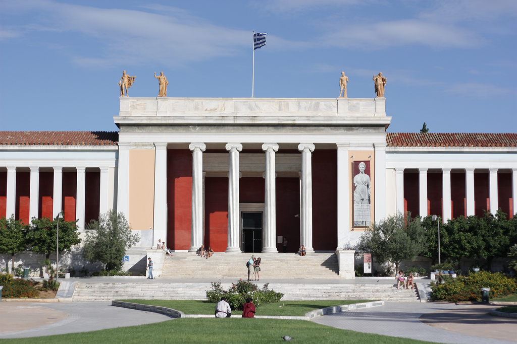 National Archaeological Museum di Atene